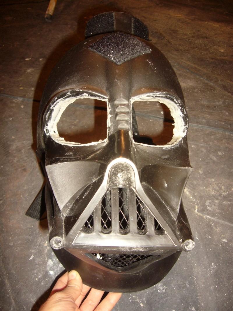 Casque Vader nez P1190313