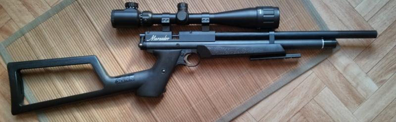 Customisation Benjamin Marauder Pistol - Page 2 05-apr12