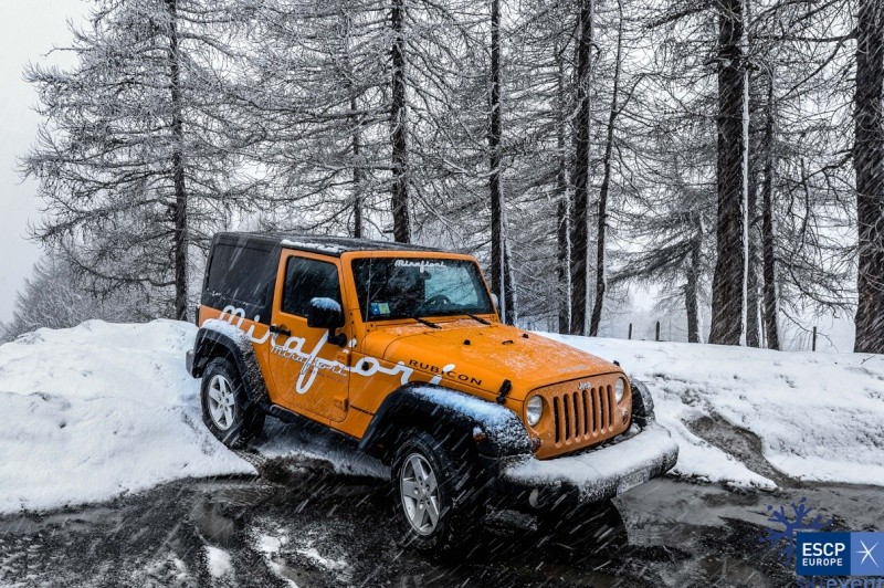 Mirafiori Motor Village report: Vertical Test Drive  11110