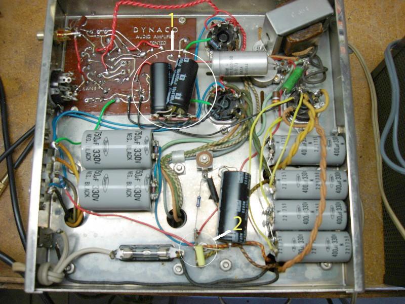 Need a little help on MK3 octal board. Amp21011