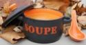 Toutes les ENTREES CHAUDES  et hors-d'oeuvre chauds Soupch10