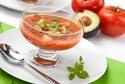 ENTREES FROIDES salades composées et hors-d'oeuvres (divers) Soupfr10