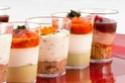 ENTREES FROIDES salades composées et hors-d'oeuvres (divers) Ver211