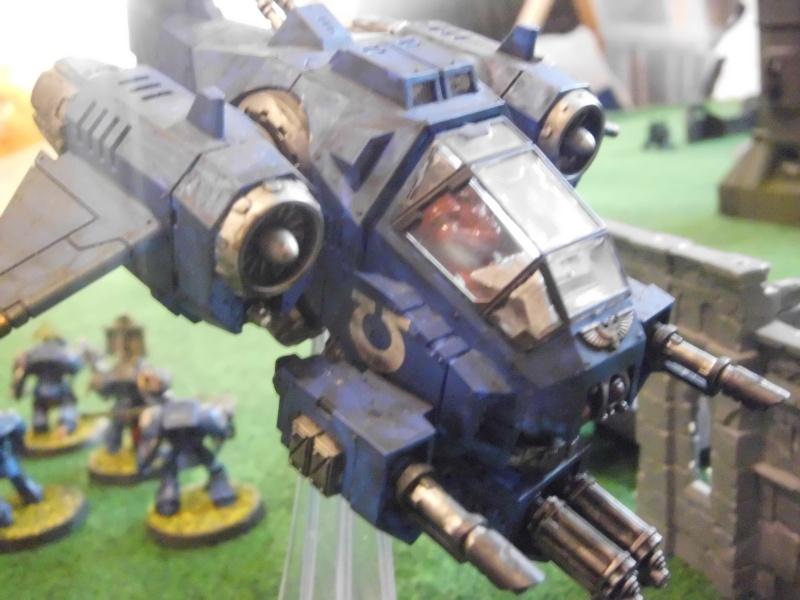 [Space Marine] Armée de Marneus Calgar Picure30