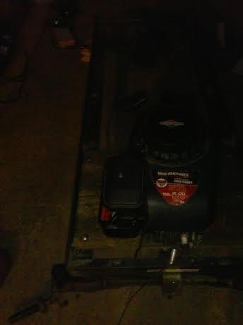 Truckin42's Go Kart/Tractor Build 511