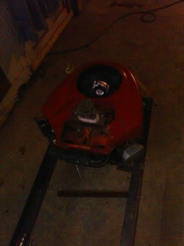 Truckin42's Go Kart/Tractor Build 55511