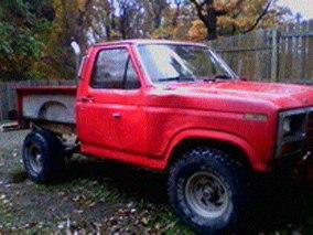 1980 ford f150 4x4 I1383210