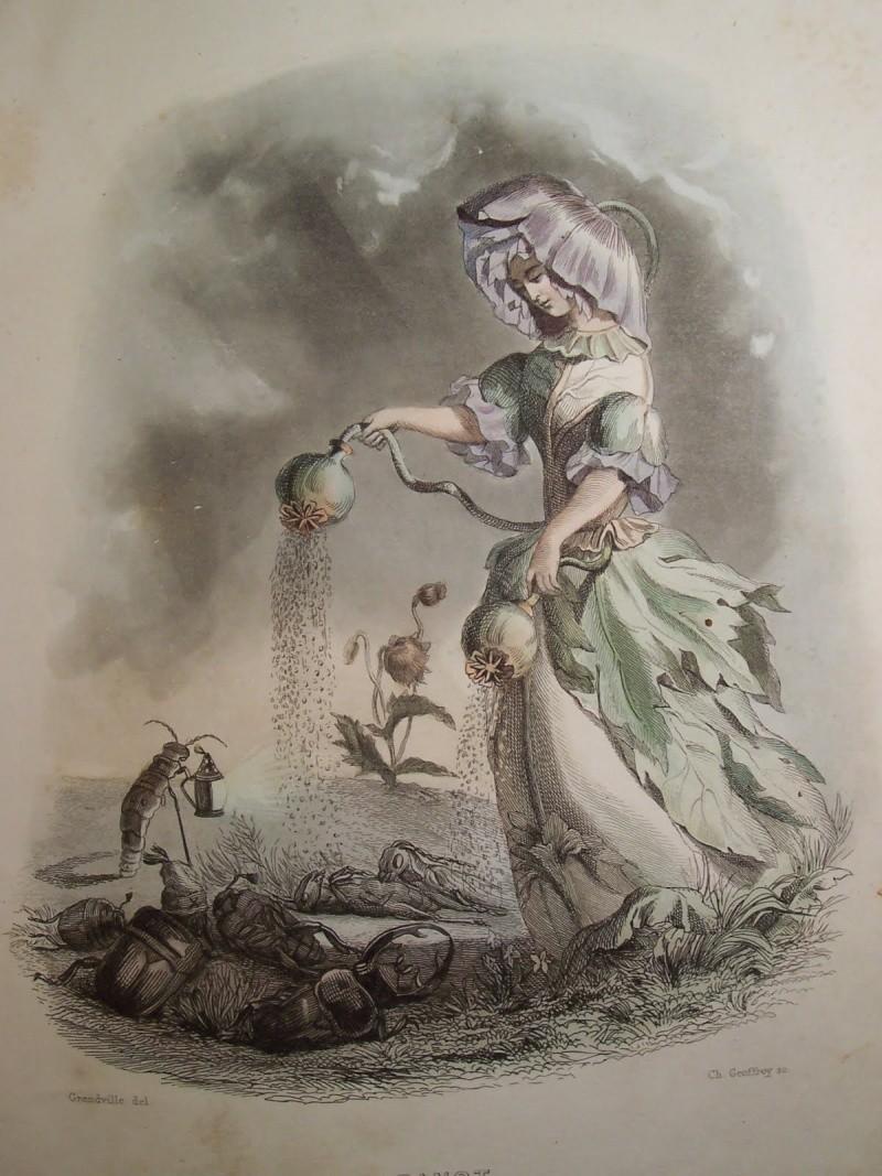 GRANDVILLE (1803-1847) Granvi10