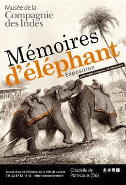 L'ÉLÉPHANT Memoir10