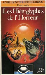 14 - Les Hiéroglyphes de l'horreur Oeilno13