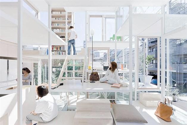 LES MAISONS INSOLITES : GALERIE PHOTO Tokyo210