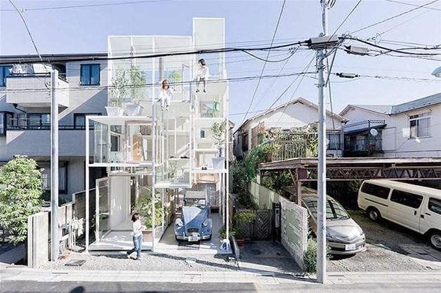 LES MAISONS INSOLITES : GALERIE PHOTO Tokyo_10