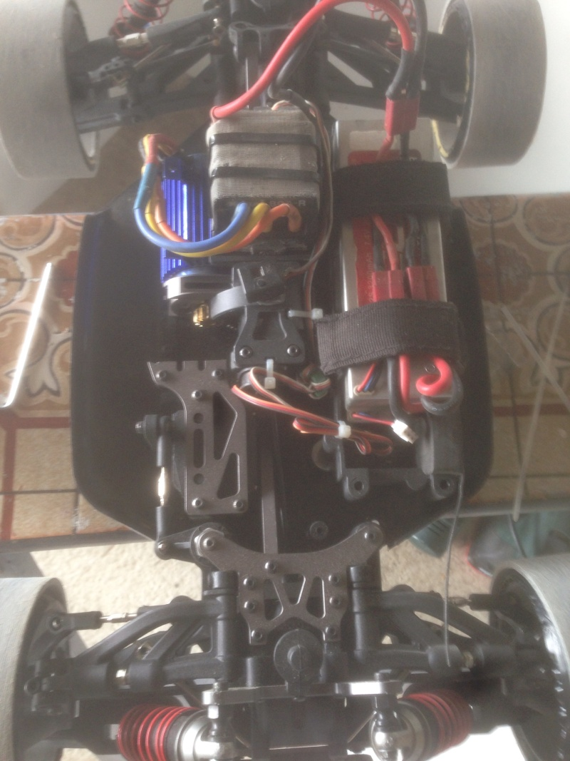 STR8 DELUXE Hobbytech Conversion BL Img_4611