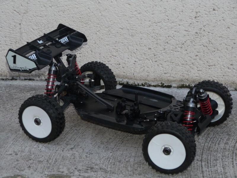 STR8 DELUXE Hobbytech Conversion BL P1120211