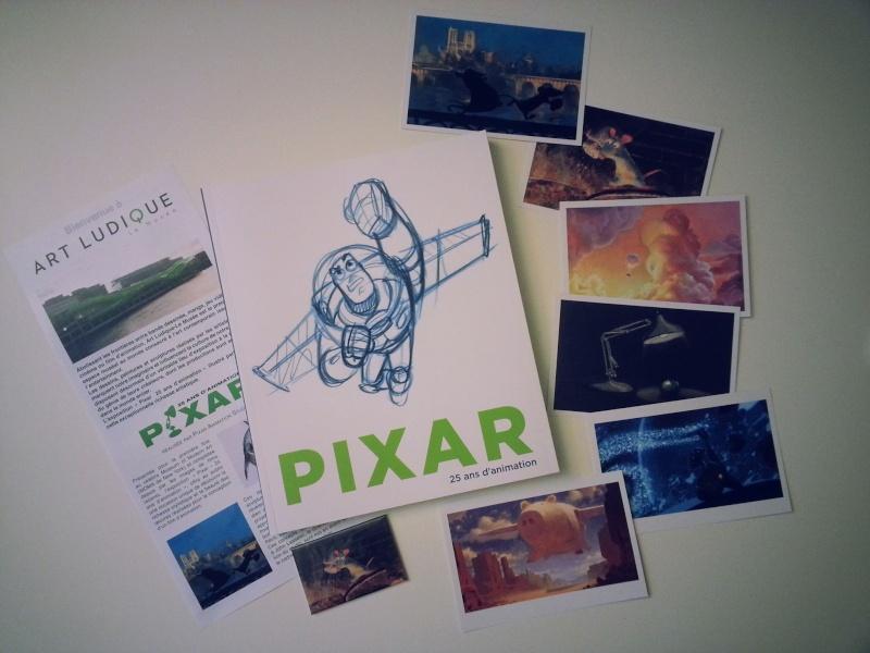 [Exposition] Pixar : 25 Ans d'Animation (Art Ludique - 2013) - Page 2 14176010