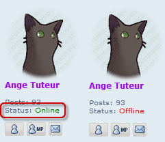 phpbb3 & invision : Indicate the online status of a user in a profile field En_lig10