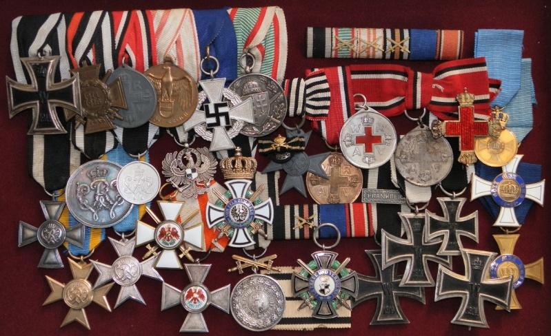 Ma collection de médailles 1ère Guerre Mondiale - Allemagne et Autriche-Hongrie 1-prus10