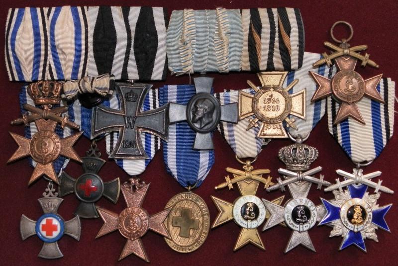 Ma collection de médailles 1ère Guerre Mondiale - Allemagne et Autriche-Hongrie 2-bavi10