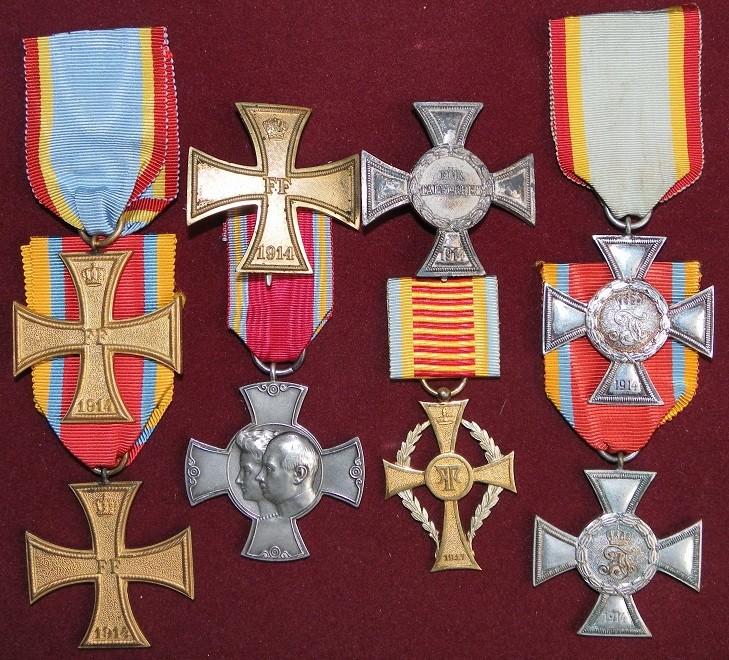 Ma collection de médailles 1ère Guerre Mondiale - Allemagne et Autriche-Hongrie 6-meck10