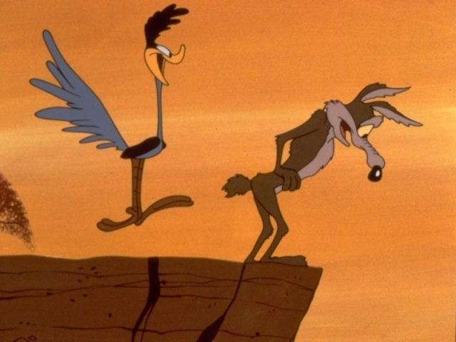 Vil le coyote (Bip Bip et Coyote) Gzha3e11