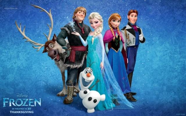 La Reine des neiges [2013] [F.Anim] La-rei10