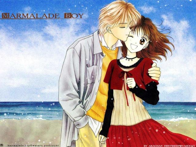 Marmalade Boy [1994] [manga]  Rlq20q11