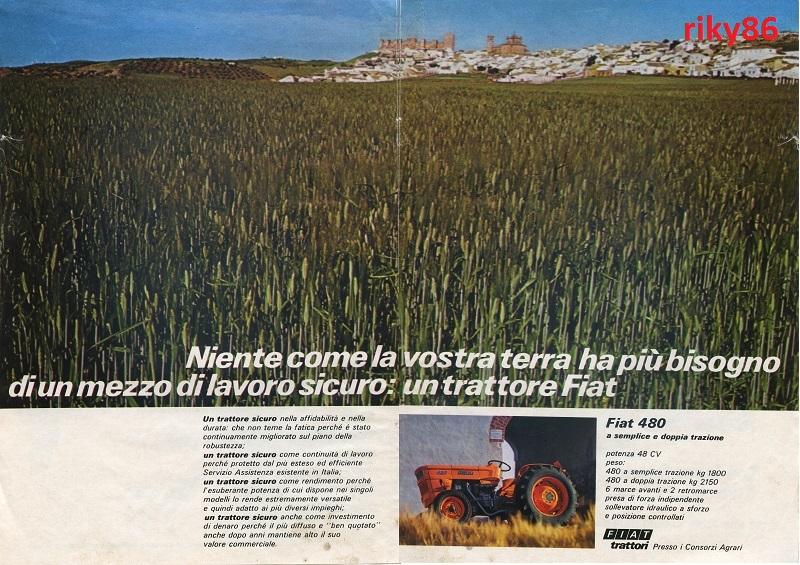 Pubblicità Fiat anni '70 Fiat_411