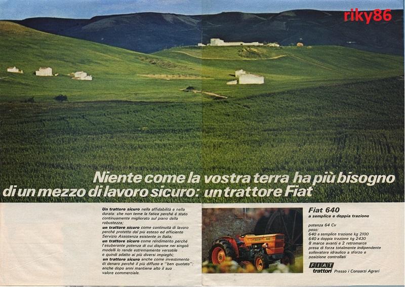 Pubblicità Fiat anni '70 Fiat_611