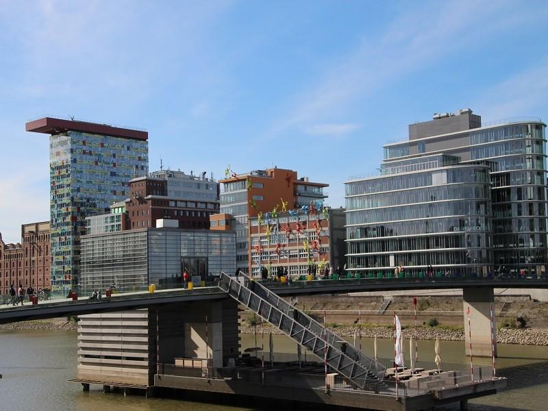 Medienhafen Düsseldorf K-img_17
