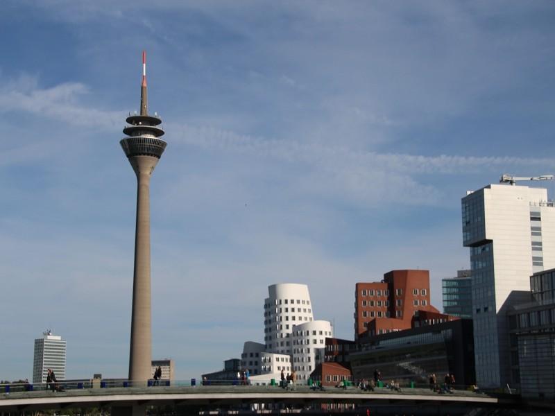 Medienhafen Düsseldorf K-img_24