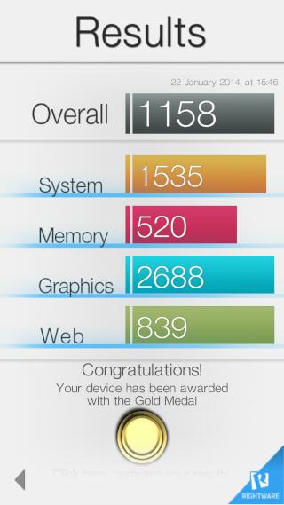 [APPLICATION ANDROID - BASEMARK OS II] Benchmark [Gratuit/Payant] 2014-016