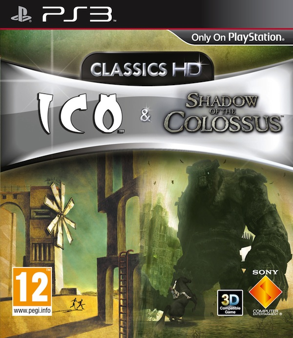 [RECH] ICO / SHADOW OF THE COLOSSUS PS3 CLASSIC HD EDITION The-ic10