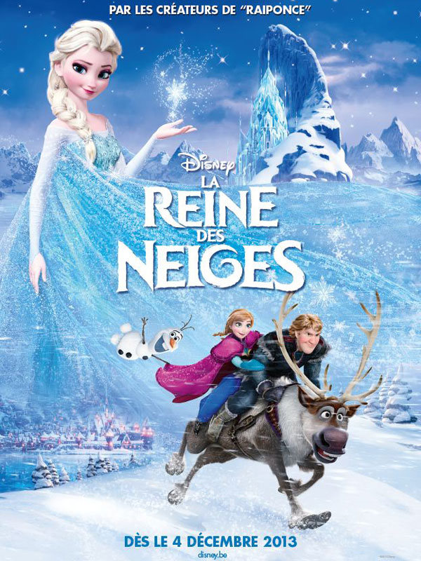 Disney - La Reine des Neiges 10110010
