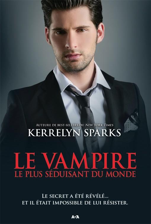 Histoires de Vampires - Tome 10 : Mon Vampire de Kerrelyn Sparks Vampir10