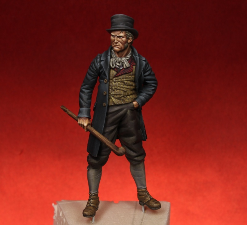 BILL SIKES - Miniaturas Fortes Img_4815