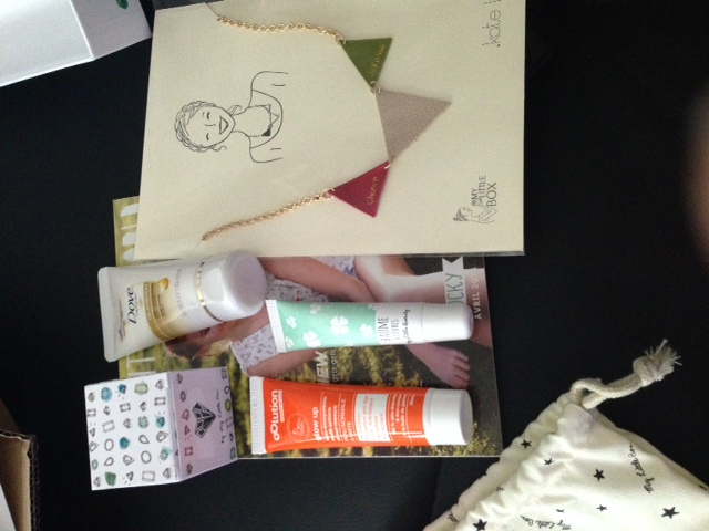 "[Avril 2014] My Little Box ""Lucky Box"" Photo_15"