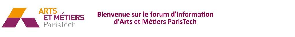 Forum d'information Arts et Métiers