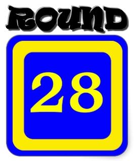 Round #28 .. 28/10/2013 R2810