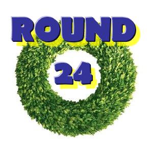 Round #24 .. 24/10/2013 Round210