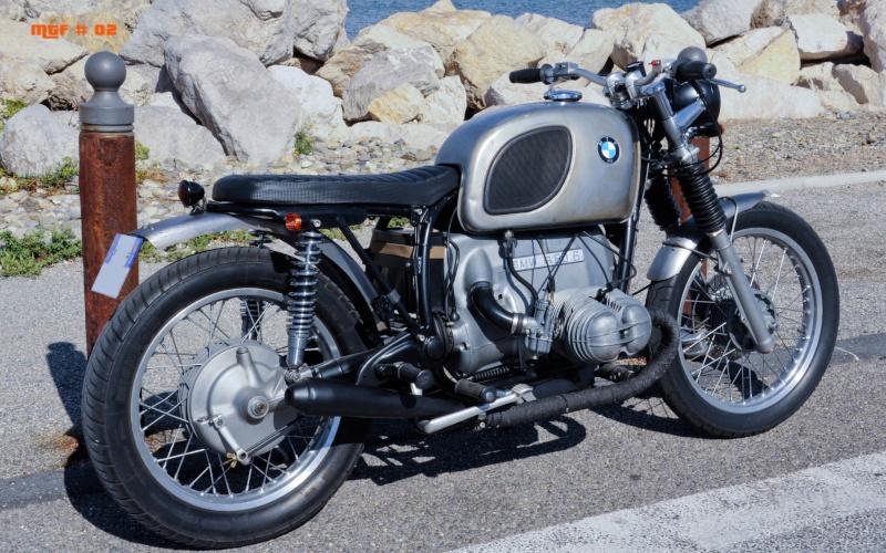 Café Racer BMW R60/6  4112