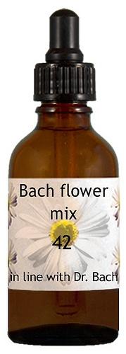 20/11/13 bach flower #42 saf 42 Bach_f10