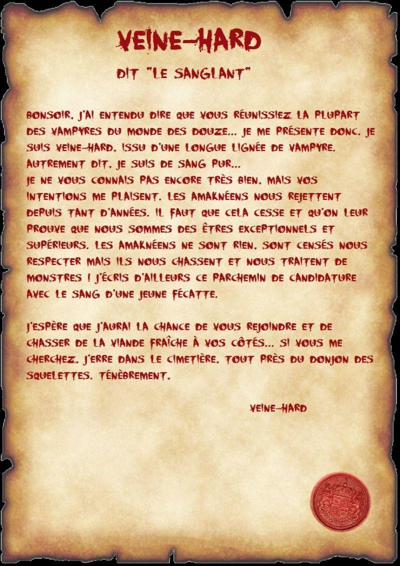 """[En attente de recrutement] Candidature de Veine-Hard, dit """"le sanglant"""" Candid11"""