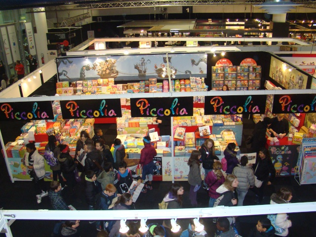 Salon du livre et presse jeunesse Montreuil 2013  - Page 4 Dsc05610