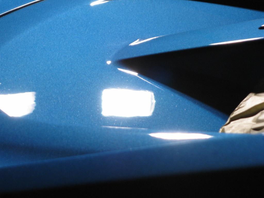 ELMO Car Care vs Lotus Elise S2 laser blu Img_6410