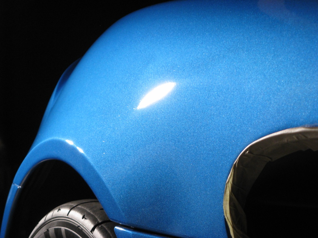 ELMO Car Care vs Lotus Elise S2 laser blu Img_6412