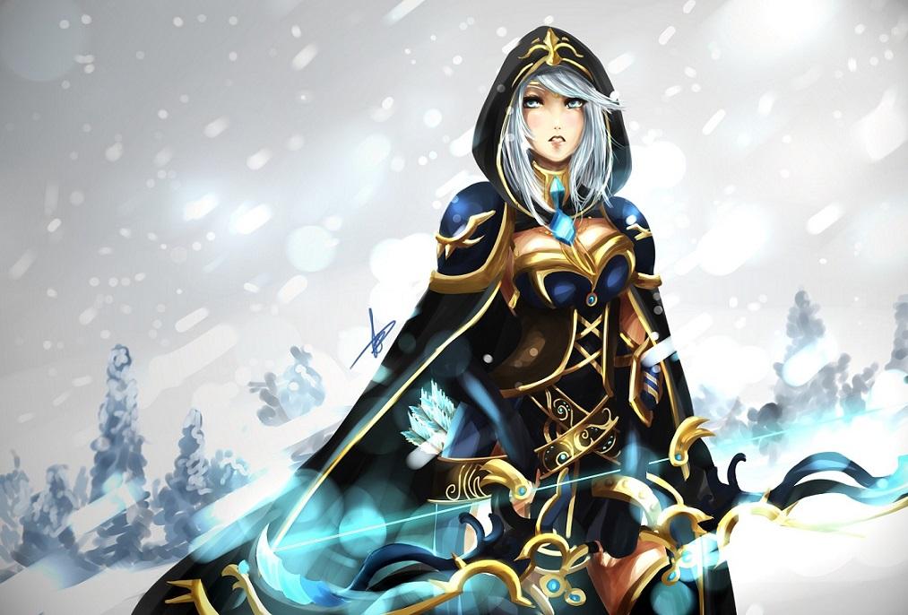 Winter Coeur d'Orage Winter11