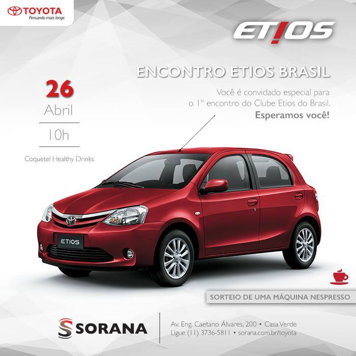 Encontro Toyota Etios Clube - SORANA Encont10
