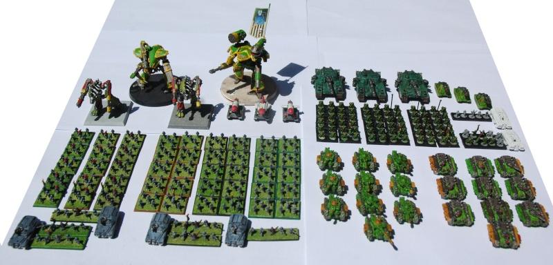 Wargh - Garde Impériale - 3000pts 02051410
