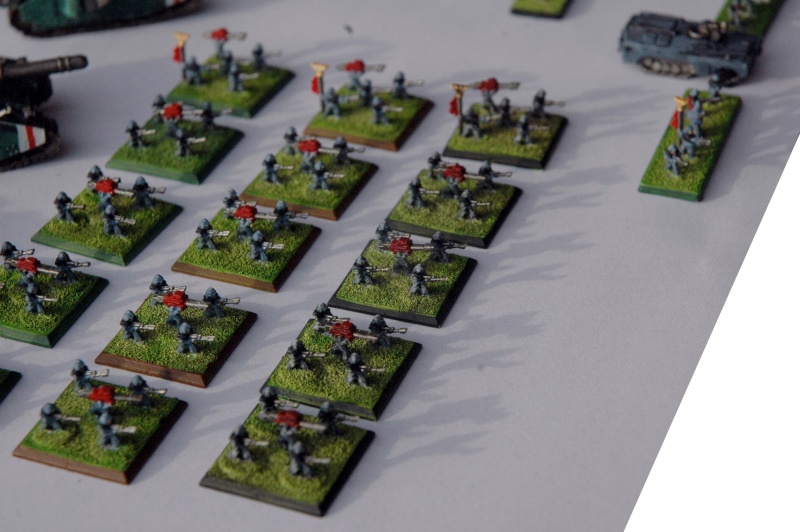 Wargh - Garde Impériale - 3000pts 1110
