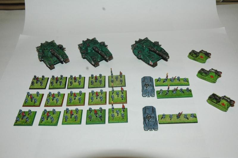 Wargh - Garde Impériale - 3000pts Dsc_0111
